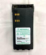 Motorola Hnn9010A Ult-Hi Cap NiMh Batteries Ht750 Ht1250 Pr860
