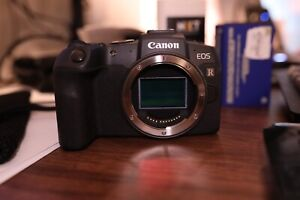 Canon RP Body Only With Webcam Dummy Battery Kit