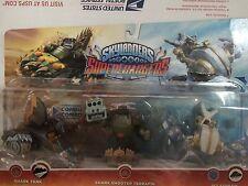 Skylanders Superchargers Shark Shooter Terrafin Combo Pack - New DAMAGED BOX