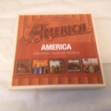 America - Original Album Classics - CD X 5 (2011) Country Rock