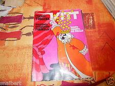 RIVISTA FUMETTO  VITT  NR  10   1969
