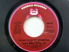 Gladys Knight & Pips: I've Got to Use My Imagination / I Can See Clearly Now