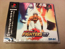 Videogame THE KING OF FIGHTERS '97 NTSC-J PSX PS1 NEW & SEALED