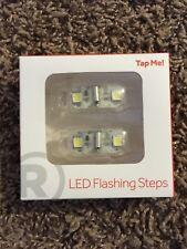 RadioShack 6301318 Led Flashing Steps Shoelace New Sealed