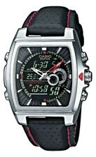 Casio EFA-120L-1A1VEF watch Stainless Steel Edifice Square Chronograph