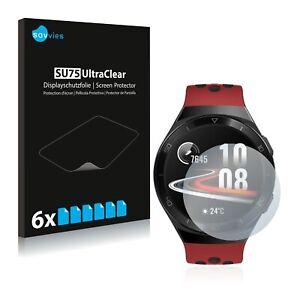 6x Pellicola Protettiva per Huawei Watch GT 2e Protezione Proteggi Schermo