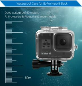 custodia waterproof go pro hero 8 60 metri subacquea