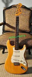 1981 STRATOCASTER 66 Reissue by Memphis  H Q Vintage Japanese Crafted JVGuitars