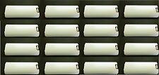 16X LOT BLANC NINTENDO ORIGINAL Wii Télécommande Couvercle de batterie door