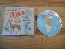 CD Folk Sufjan Stevens-Greetings from Michigan (13) canzone Asthmatic Kitty