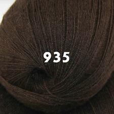 Sale 1 ball x 50gr LACE Soft Crochet Acrylic Wool Cashmere hand knitting Yarn