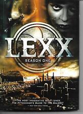 Lexx Season 1,2,3,4! DVD! Lot of 4! Total of 19 Discs! Region 1! Science Fiction