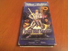 The Bibleman Adventures Jesus our Savior VHS Movie Tape part one