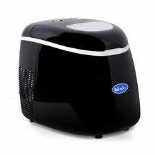 Electric Portable Home Cube Maker Machine 15kg Ice per 24 Hours Black 2l