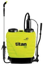 Rückenspritze Titan 16 Liter, Dichtung Viton, Unkrautsprüher, Drucksprüher