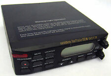 Uniden Bearcat BCT7 Bear Tracker 800 Scanner Police Fire 100 Channels BCT-7 A