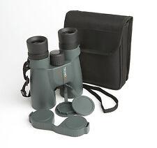 Tecnoeu binoculars 10x42 Premium Roof Prism General Use. Waterproof, Fogproof