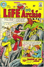 Life With Archie Comic Book #140, Archie 1973 FINE+