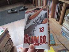 MANGA BD GO AND GO  #  tome 13  takao koyano   taifu  base ball