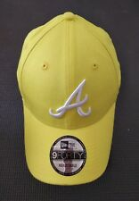 New Era Mlb Atlanta Braves 9 cuarenta Strapback Cap Hat