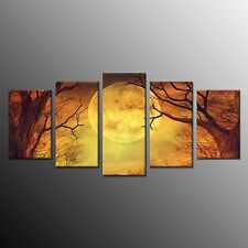 Landscape canvas wall Art Print Sunlight Decorative Art Paintings For Bedroom