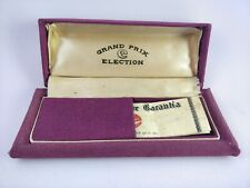 RARE Authentic ELECTION Grand Prix Watch Box with Warranty