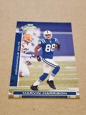 2005 2006 Playoff Absolute Memorabilia Marvin Harrison Football Card #70 NFL Fan