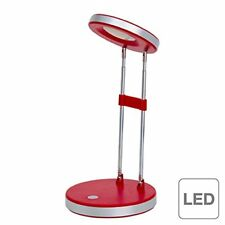 Brilliant Venedig LED Tischleuchte Ø 12 Cm rot