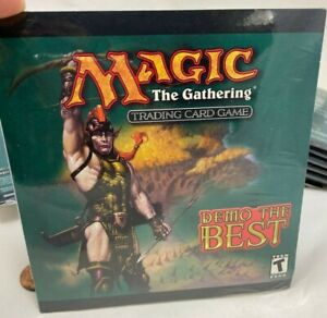 Magic: The Gathering Eighth Edition Core Game (PC, 2003) SEALED W/Premium Cards