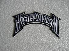3x ricamate patch Motorcycles Harley-Davidson Racing Moto Sport Biker RACE GT