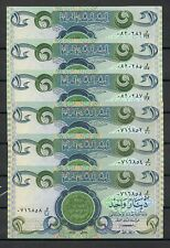 Iraq , Irak 1 Dinar 1984 Banknote UNC / 2