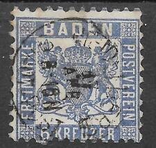 Used Postage 1 German & Colonies Stamps
