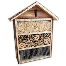 Hôtel à Insectes Coccinelle à Incubateur Abeilles les Chrysopes 28x34, 5x10
