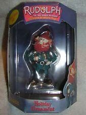 Yukon Cornelius With Axe! Ornament Rudolph Island of Misfit Toys  Rare