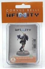 Infinity #731 NA2 Cube Jägers Mercenary Recoverers (Submachine Gun) Jager Agent