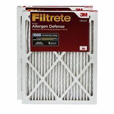 3 Filtrete 16x25x1 Ac Furnace Air Filter Mpr 1000 Micro Allergen Defense