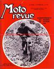 MOTO REVUE 1776 NORTON MANX TRIUMPH Bonneville T120 TRITON ; Grand Prix 1966