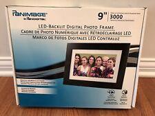 "9"" Pandigital Signature Series Photo Frame (New/Open box)"