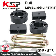 "3"" Front + 2"" Rear Leveling Lift Kit For 2006-2008 Dodge Ram 1500 Spacer + Block"