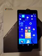 Used Condition Microsoft Lumia 950 XL Dual Sim 32GB White Unlocked Phone RM-1116
