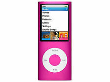 iPod Nano mit 1-19 GB Speicherkapazität