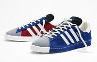 Adidas Originals Campus SH RECOUTURE Navy Suede Off White UK 7 Gazelle Hamburg