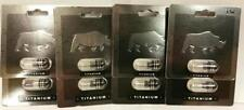Titanium 18K Premium Male Sexual Enhancement Capsule! 8 Cap DEAL! AUTHENTIC!