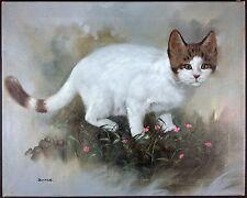 Tableau Peinture Huile Oil Painting