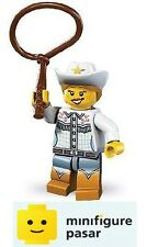 Lego 8833 Collectible Minifigure Series 8: No 4 - Cowgirl  - New