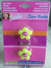 Barbie Door Knobs / Handles - Door Drawer Decofun Decoration New Girls Childrens