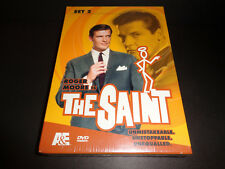 THE SAINT-SET 2-Roger Moore is Simon Templar defending world against injustice