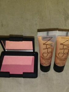 NIB NARS most popular blush in color ORGASM, TRAVEL SIZE, 0.12 OZ / 3.5 G