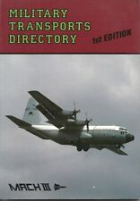 Military Transports Directory, Very Good,  Book