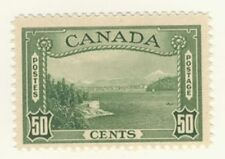 Canada Stamp Scott # 244 50-Cents Vancouver Harbour MH